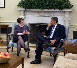 Supreme Court Nominee Elena Kagan and The First Amendment