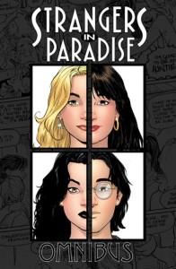 Premium – Strangers in Paradise Omnibus, Lettered Edition!