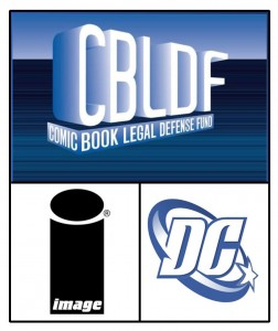 Celebrate Graphic Novels At The CBLDF BEA Welcome Party!