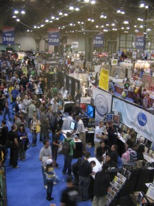 NYCC Wraps Strong for CBLDF