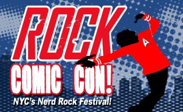 Support the CBLDF At Rock Comic Con on Saturday Night!