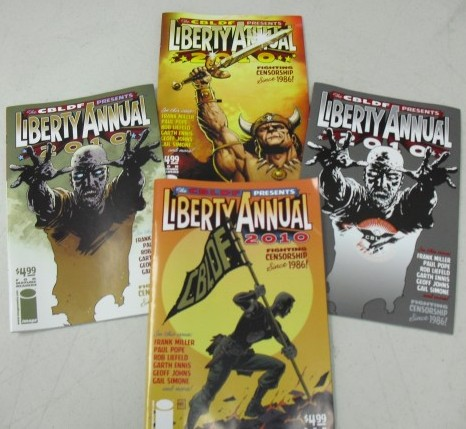The 2010 Liberty Annual Is Here!