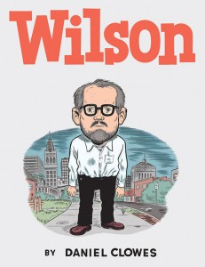 WILSON, signed by Dan Clowes