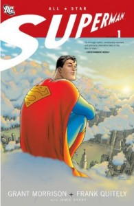 ALL-STAR SUPERMAN vol 1, signed by Morrison and Quitely
