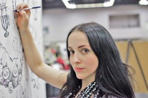 The Good Fighters: Molly Crabapple