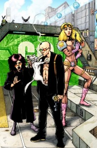 Transmetropolitan: All Around The World Now Available to Order