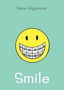 SMILE for the CBLDF with Raina Telgemeier!