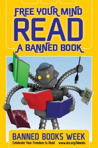 Celebrate Banned Books Week with the Virtual Read-Out