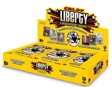 CBLDF Liberty Trading Cards in Stores this Week