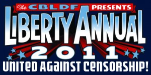 Unite Against Censorship with CBLDF LIBERTY ANNUAL 2011, Out This Week!