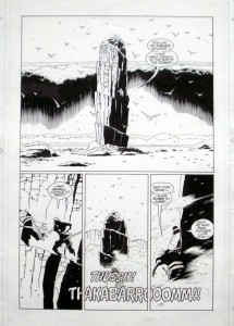 ARTISTS TO THE RESCUE, WAVE II — ORIGINAL ART AUCTIONS BENEFIT CBLDF!