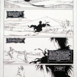 Neil Gaiman's SANDMAN, original art by Jill Thompson!