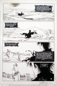 Latest Artists To The Rescue Auctions Include FEAR ITSELF and SANDMAN Originals!