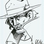 JONAH HEX! Sketch by Jimmy Palmiotti!