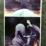 ROSE, Original Painted Page by Charles Vess, Signed by Vess And Jeff Smith