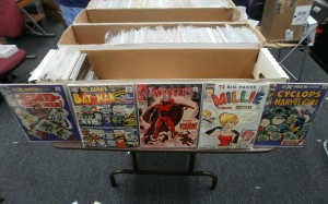 HeroesCon Sponsors CBLDF's Fall Comics Grab Bag!