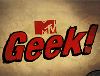 MTV GEEK Supports CBLDF With Original Art Auction