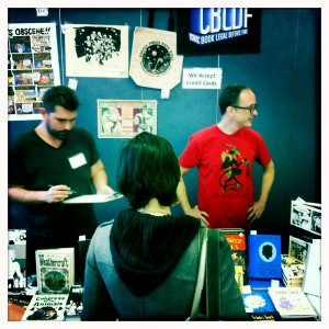 Brooklyn Comics and Graphics Fest Helps CBLDF Raise $1350!