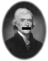 Library Censorship Awarded Jefferson Muzzle