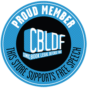 CBLDF To Partner With Comics Retailers for Member Appreciation Events!