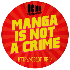 Manga is not a crime!