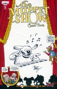 Ultimate Comics Gives Back to CBLDF with Muppet Show Auction!