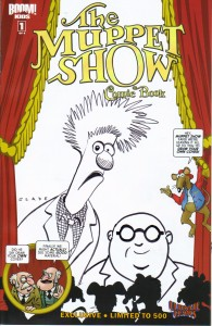 Latest Round of Ultimate Comics' Muppet Auctions Include Sketches from Christian Slade, Roger Langridge, and More!