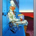 Moebius Print, 1991