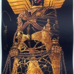 XERXES Print, signed by Frank Miller