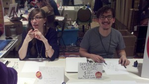 Anime Detour Hosts A Warm Welcome for Ryan Matheson & CBLDF!