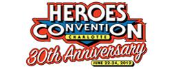 The CBLDF Hits North Carolina, Celebrates 30 years of HEROES CON!