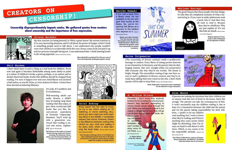 Banned Books Week | Comic Book Legal Defense Fund