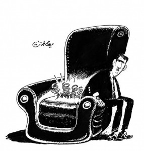 Syrian Cartoonist Ferzat Featured in Amsterdam Exhibit