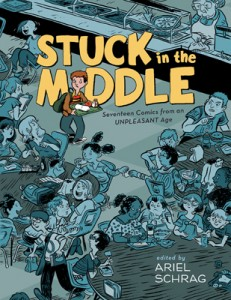 CBLDF Leads Defense of Stuck in the Middle