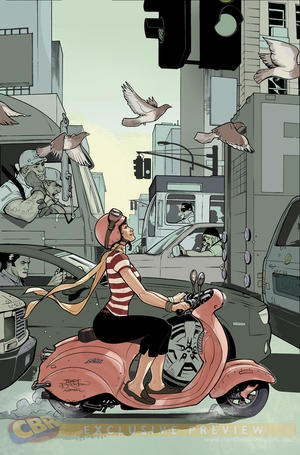 Take a Look at the Covers for CBLDF Liberty Annual 2012!
