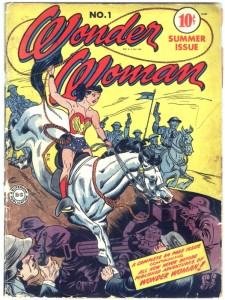 Tales From the Code: Whatever Happened to the Amazing Amazon–Wonder Woman Bound by Censorship