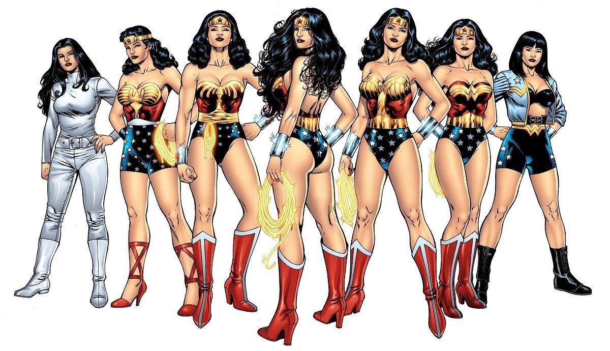 ... Happened to the Amazing Amazon–Wonder Woman Bound by Censorship