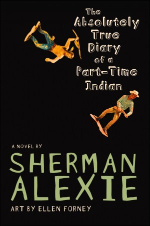 CBLDF Joins Defense of Absolutely True Diary of a Part-Time Indian