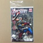 Avengers Comic, Marvel Variant Editon 1