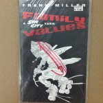 Sin City: Family Values by Frank Miller signed & sealed with certificate