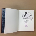 Autographed & Sketched, 1st Edition Habibi by Craig Thompson