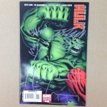 Signed copy of the HULK, Marvel Variant Edition 6