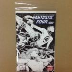 Fantastic Four, Marvel Variant Edition #600