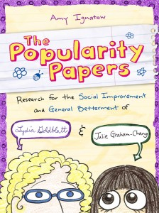 THE POPULARITY PAPERS Stays in District Libraries