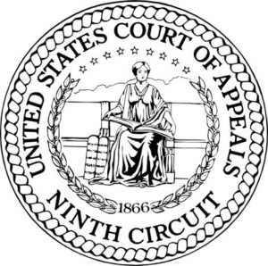 US Court of Appeals Ninth Circuit Seal