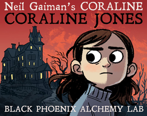 BPAL Supports CBLDF with CORALINE Inspired Fragrances