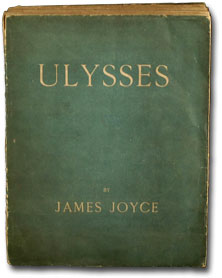 "Obscenity Case Files: United States v. One Book Called ""Ulysses"""