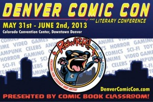 CBLDF Climbs the Mountain to Denver Comic Con This Weekend!