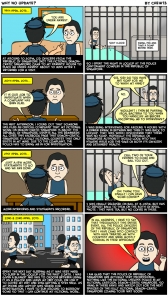 Persecuted Cartoonists Converse About Censorship