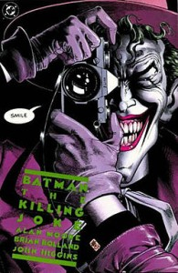 Nebraska Library Won't Remove Batman: The Killing Joke